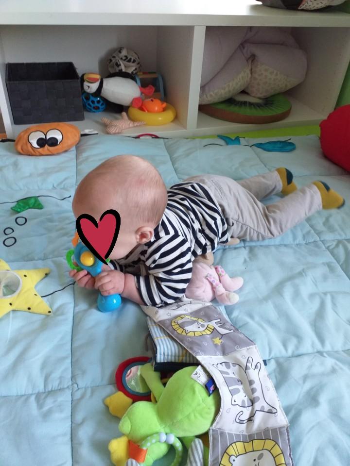 Tapis bébés