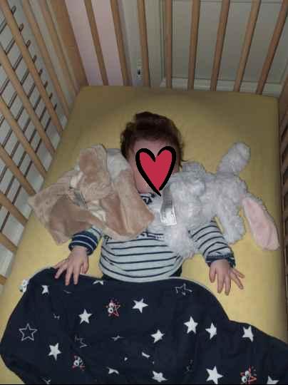 Je dors bien entouré des mes amis