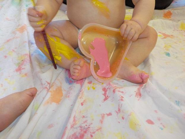 Peinture corporelle