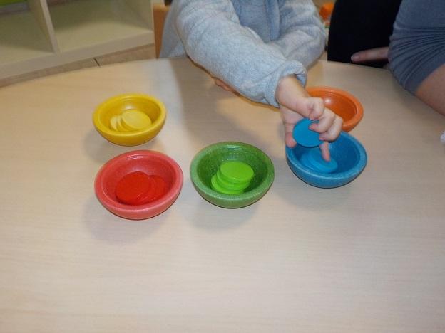 Tri des couleurs