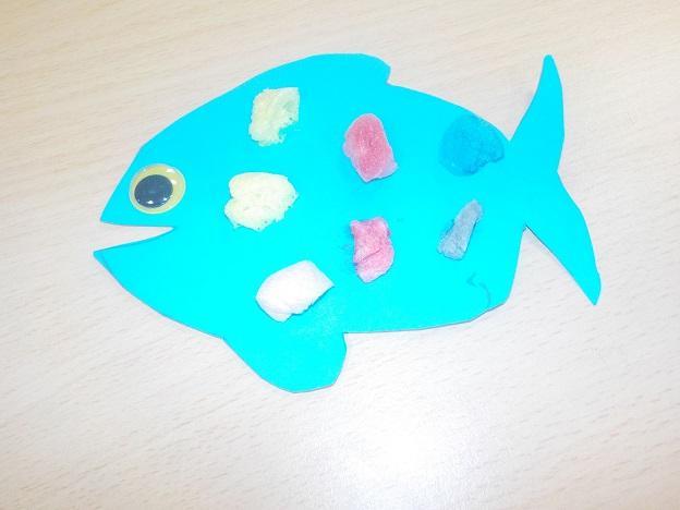 Petit poisson !