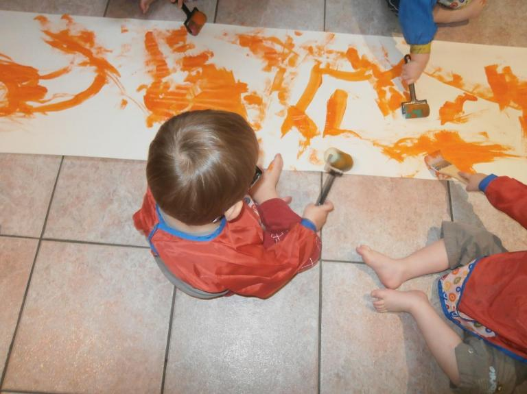 Peinture collective