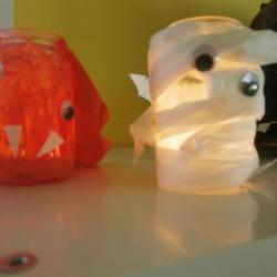 Photophore Halloween