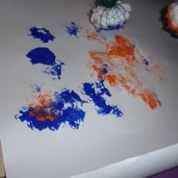 Peinture Tampon