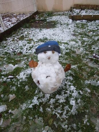 Bonhomme de neige 2017