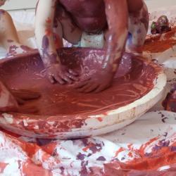Peinture sur le corps